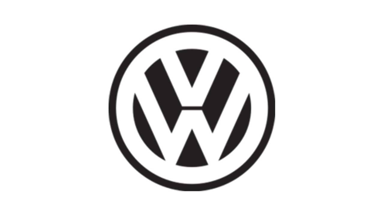 logo Volkswagen gamme VAG